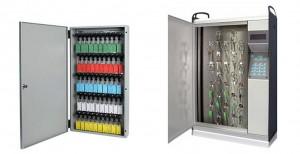 mechanical vs electronic key cabinets