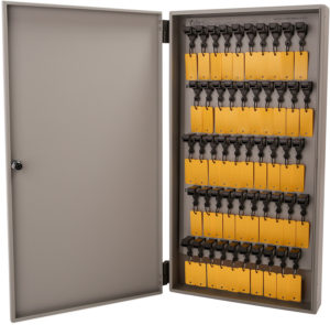 Cobra Key Wall Board in Cabinet