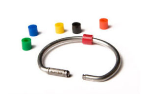 50 beads for keyrings