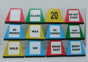 Magnetic Car Toppers